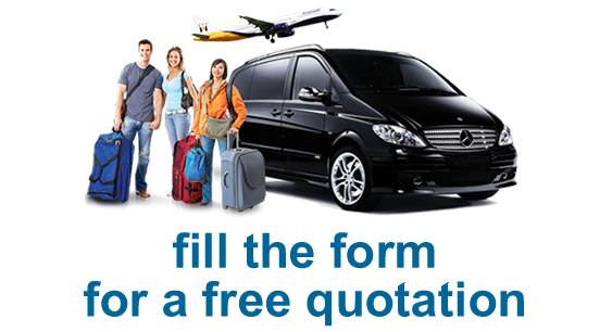 fill the form for a free price quotation